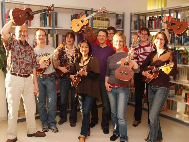 Ukulele-Workshop