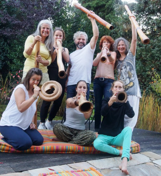 Didgeridoo-Workshop in Eching