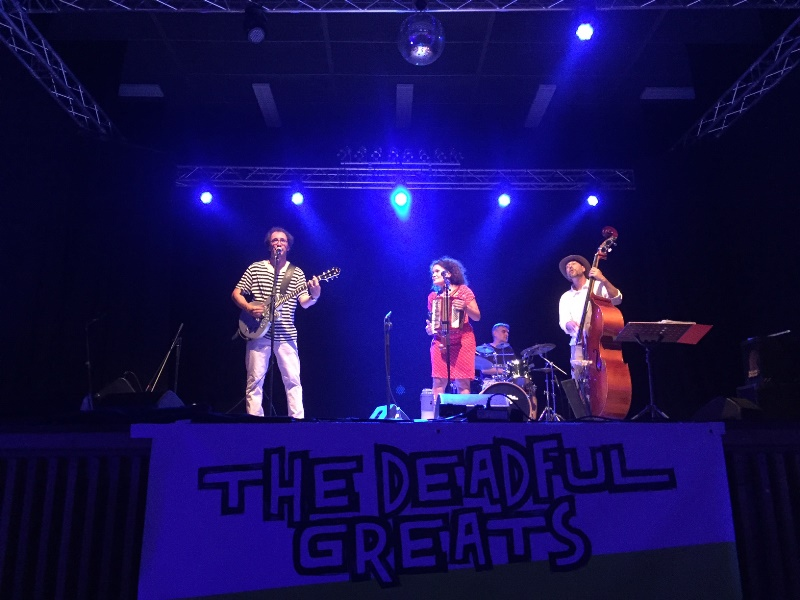 Live: The Deadful Greats